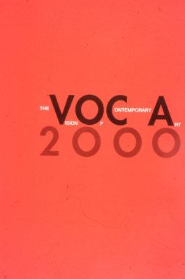 「VOCA展」図録