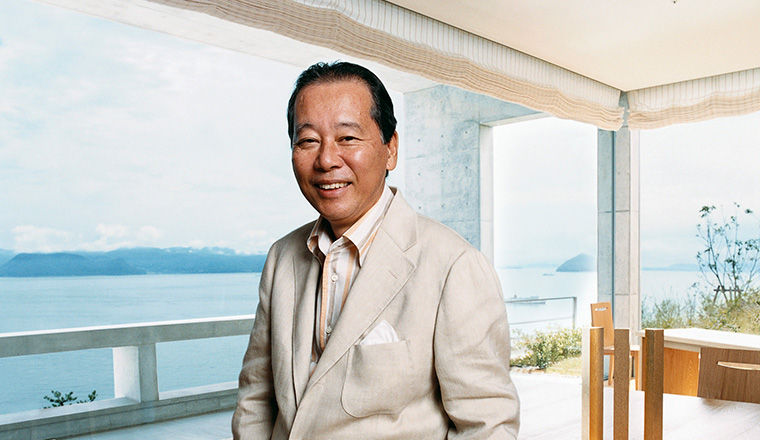 福武總一郎 株式会社ベネッセコーポレーション 代表取締役会長