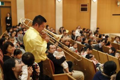 未就学児と一緒に家族で楽しめるクラシック・コンサート
