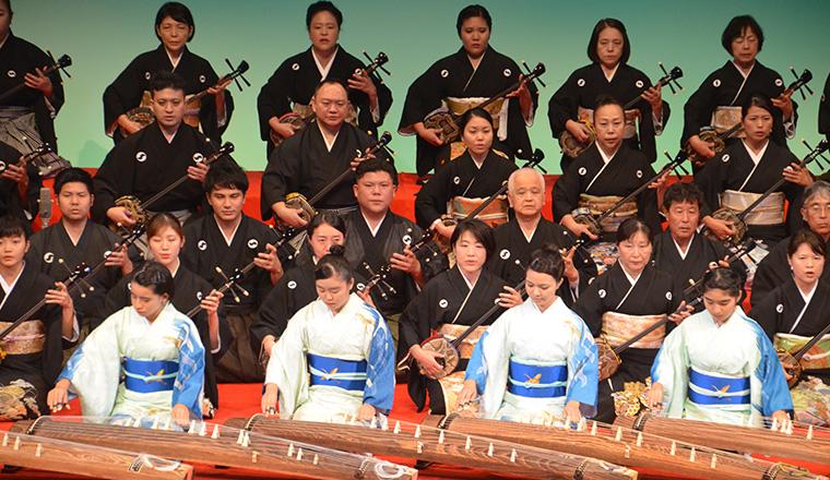 琉球古典芸能コンクール・琉球古典芸能祭