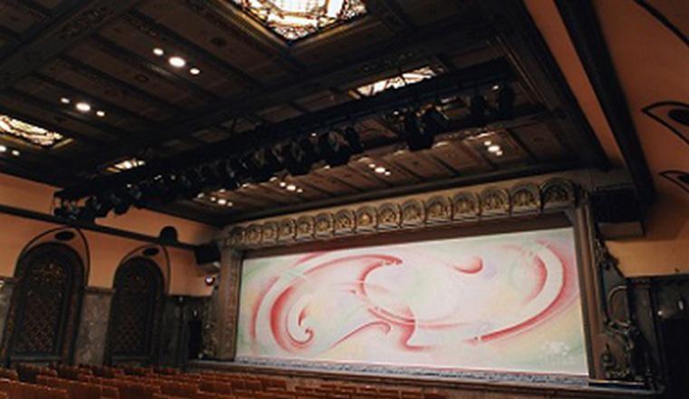 1927年開設の三越劇場