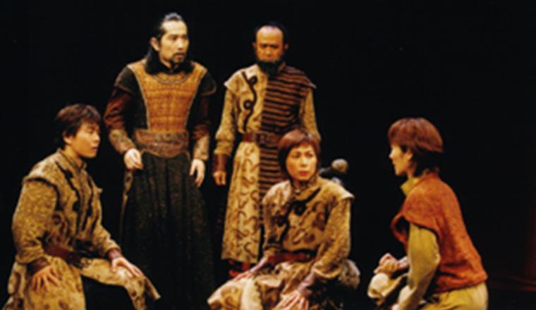 「子供のためのシェイクスピアシリーズ」公演