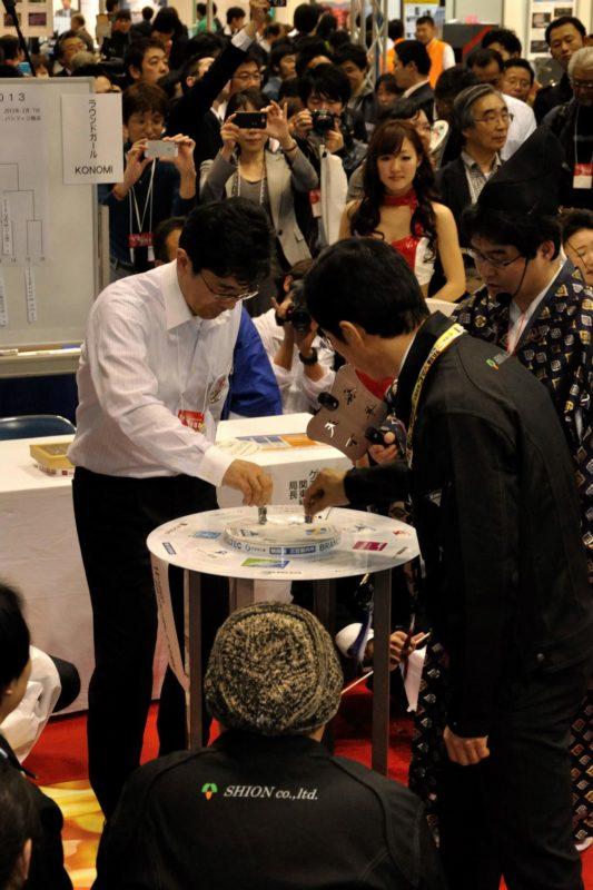 メセナアワード2013メセナ大賞受賞、全日本製造業コマ大戦