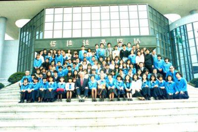 MBCユースオーケストラ、韓国全州市にて