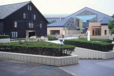 窯のある広場・資料館と世界のタイル博物館