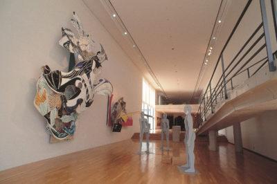 ベネッセハウスミュージアム ギャラリー展示風景